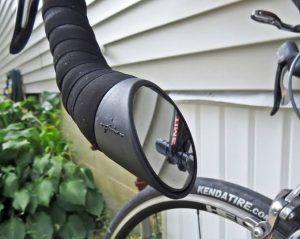 bicycle mirror handle bar