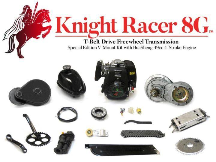 knight racer 8g Gas Bike e1552993661548