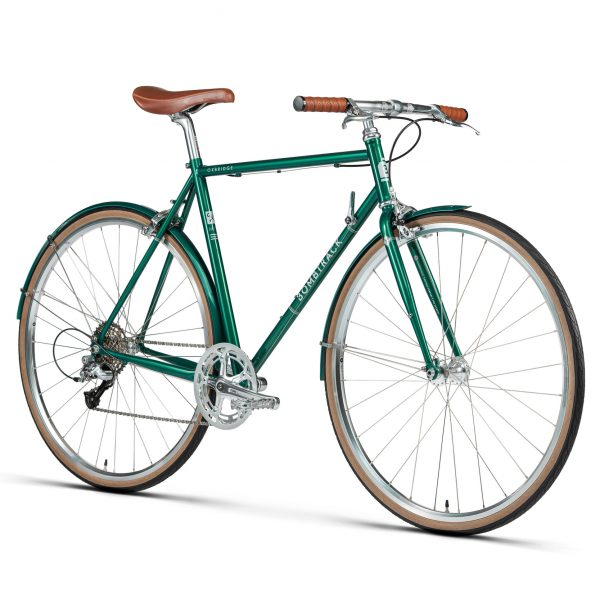 BT MY21 Oxbridge geared glossy emerald green 02