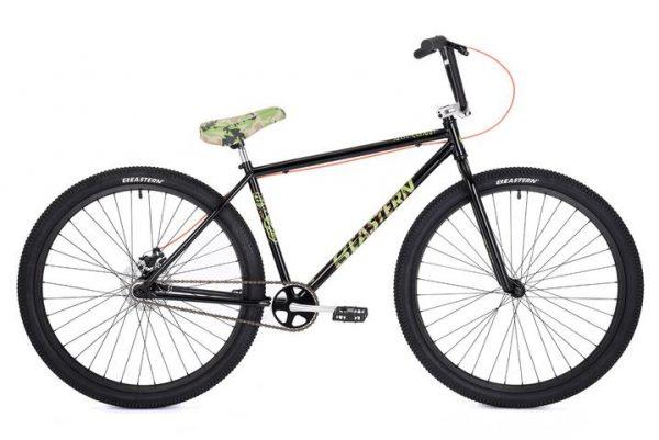 eastern growler bike Black