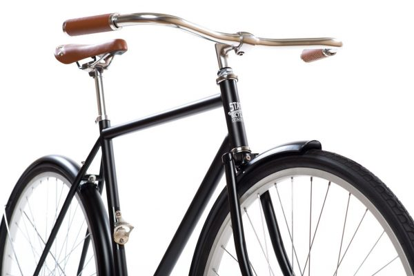 State Bicycle Co City Bike The Elliston SS 3