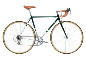 state bicycle 4130 road hunter green
